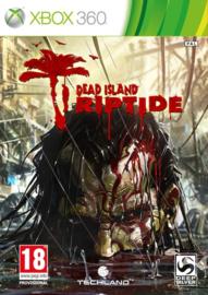Dead Island Riptide- Xbox 360