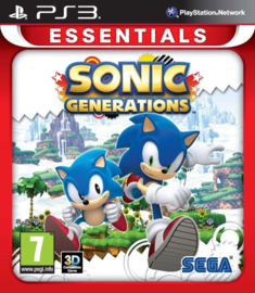 Sonic Generations Essentials - PS3