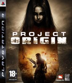 F.E.A.R. 2  Project Origin - PS3