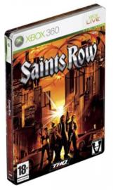 Saints Row Steelbook - Xbox 360