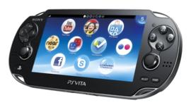 PS Vita (Wifi) - PS Vita
