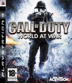 Call of Duty World at War - PS3