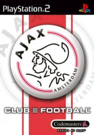 Ajax Club Football 2005 - PS2