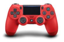 Sony Dualshock 4 Controller V2 - Rood
