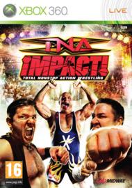 TNA Impact! Total Nonstop Action Wrestling - Xbox 360