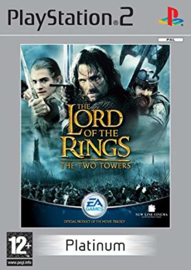 The Lord of The Rings The Two Towers (Platinum) - PS2