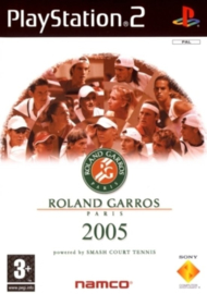 Roland Garros Paris 2005 - PS2