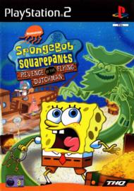 Spongebob Revenge of the Flying Dutchman
