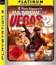 Tom Clancy's Rainbow Six Vegas 2 Platinum - PS3