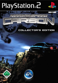 Need for Speed Carbon Collector's Edition - PS2