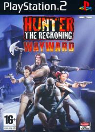 Hunter The Reckoning Wayward - PS2