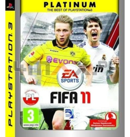 Fifa 11 Platinum - PS3