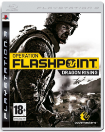 Operation Flashpoint Dragon Rising - PS3