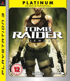 Tomb Raider Underworld Platinum - PS3