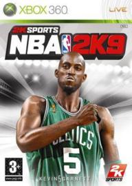 NBA 2K9 - Xbox 360
