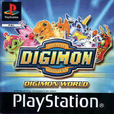 Digimon World - PS1