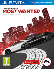 Need for Speed Most Wanted - PS VITA