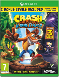 Crash Bandicoot N. Sane Trilogy  - Xbox One