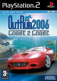 Outrun 2006 Coast 2 Coast - PS2