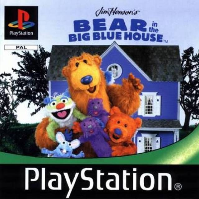 Bear in the Big Blue House - PS1