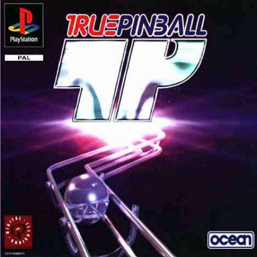 True Pinball - PS1
