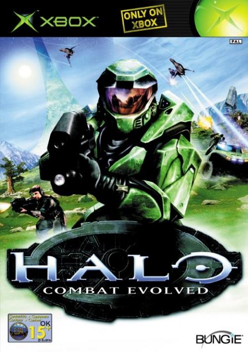 Halo Combat Evolved - Xbox