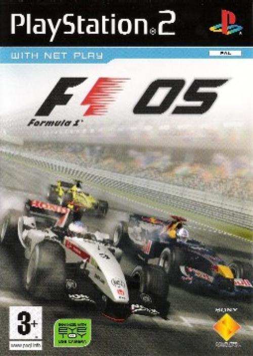 Formula One 05 - PS2