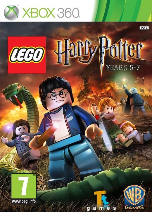 Lego Harry Potter Jaren 5-7 - Xbox 360