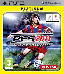 Pes 2011 Platinum - PS3