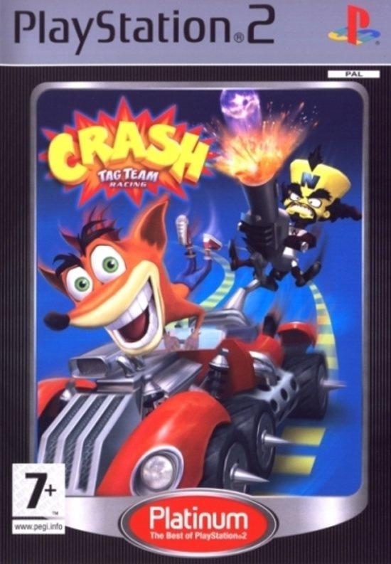 Crash Tag Team Racing Platinum