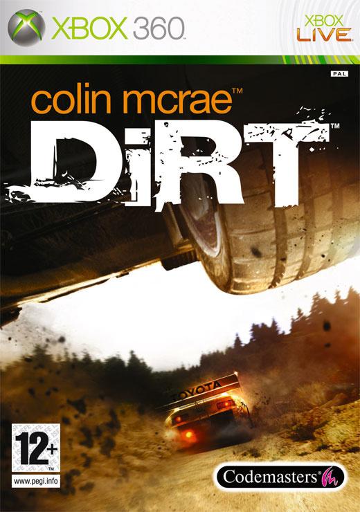 Colin Mcrae Dirt - Xbox 360