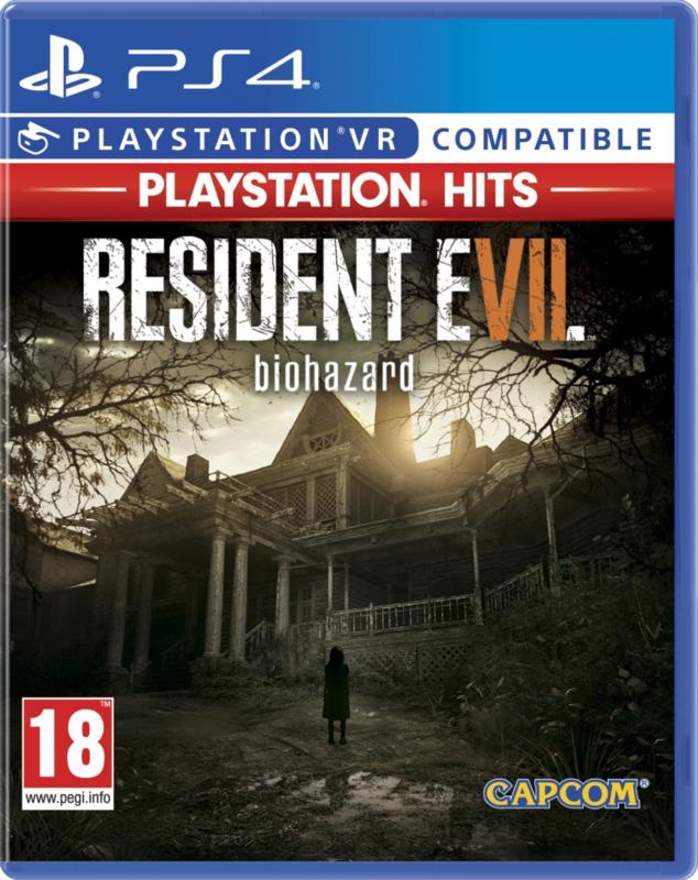 Resident Evil Biohazard - PS4