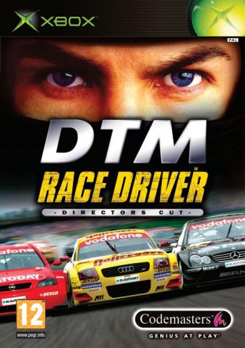 DTM Race Driver - Xbox