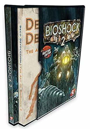Bioshock 2 Rapture Edition - PS3