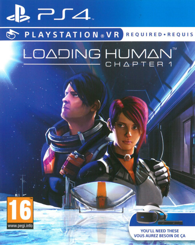 Loading Human Chapter 1 - PS4