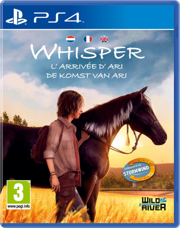 Whisper De Komst van Ari - PS4