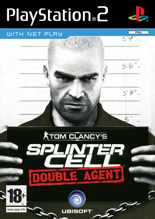 Splinter Cell Double Agent - PS2
