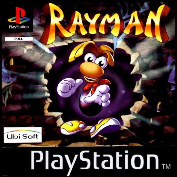Rayman - PS1