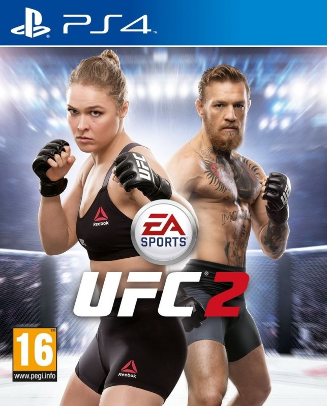EA Sports UFC 2 - PS4