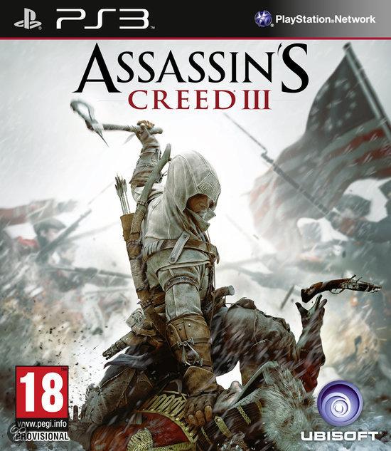 Assassins's Creed III - PS3