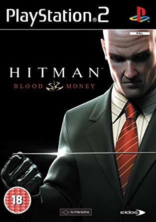 Hitman 2 Blood Money - PS2