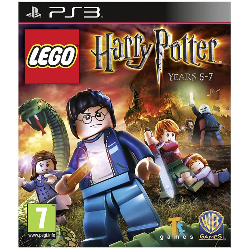 LEGO Harry Potter Jaren 5-7 - PS3