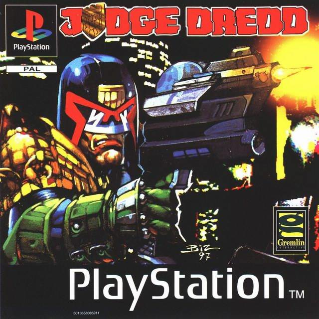Judge Dredd - PS1