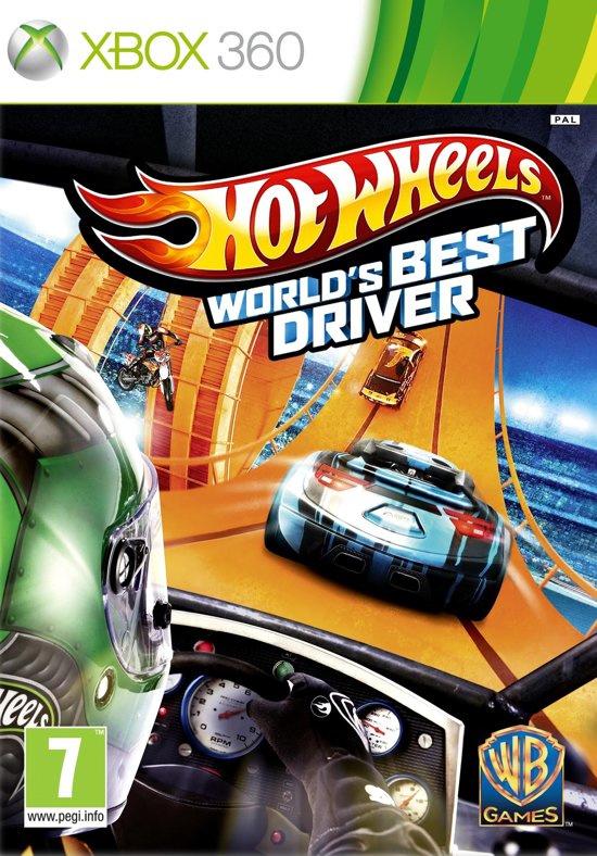 Hot Wheels World's Best Driver - Xbox 360