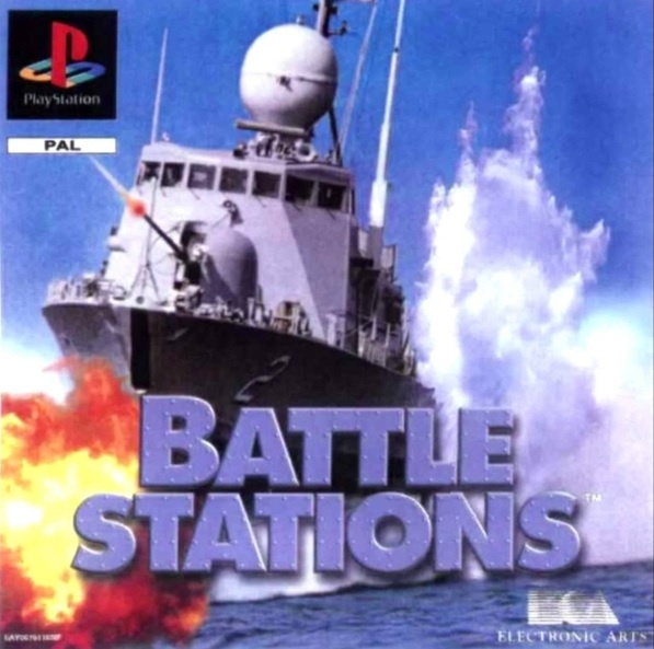 Battle Stations - PS1