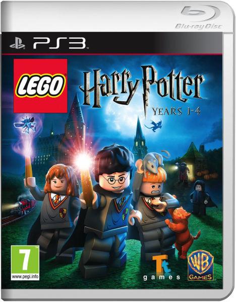 Lego Harry Potter Jaren 1-4 - PS3