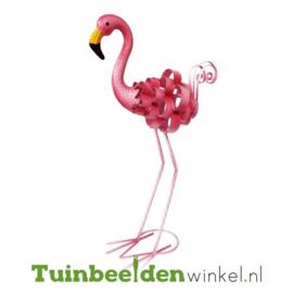 Dieren tuinbeeld ''De flamingo 2'' Tbw0871pr20