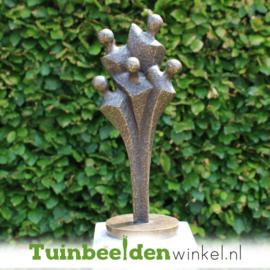 """Modern tuinbeeld """"Het Gezin"""" - kleine versie BBW2385br"""