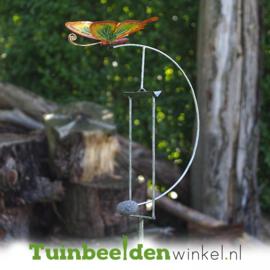 Tuinsteker ''De gele vlinder'' TBW16112