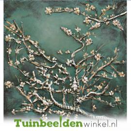 Bloemen schilderij ''Lentebloesem'' TBW001256